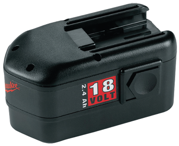 Milwaukee #48-11-2230 - 18V -- Fits: Milwaukee 06424 - Battery Pack - D&T Industrial Supply