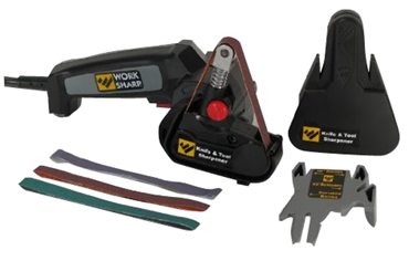 Work Sharp Sharpener - Belts Sharpening System - D&T Industrial Supply