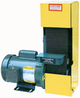 Kalamazoo Belt Sander - #S4S; 4 x 36'' Belt; 1/2HP; 1PH Motor - D&T Industrial Supply