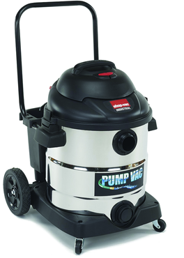 Shop-Vac Model #96099 - 14 Gallon - Stainless Steel Tank Vacuum - D&T Industrial Supply