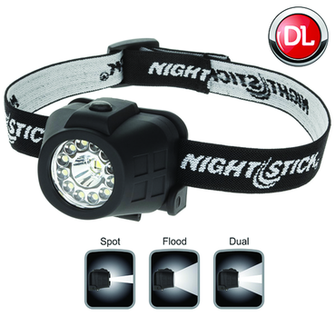 Bayco LED Waterproof Headlamp - 80 Lumens - D&T Industrial Supply