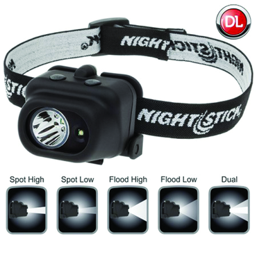 Bayco LED Waterproof Headlamp - 110 Lumens - D&T Industrial Supply