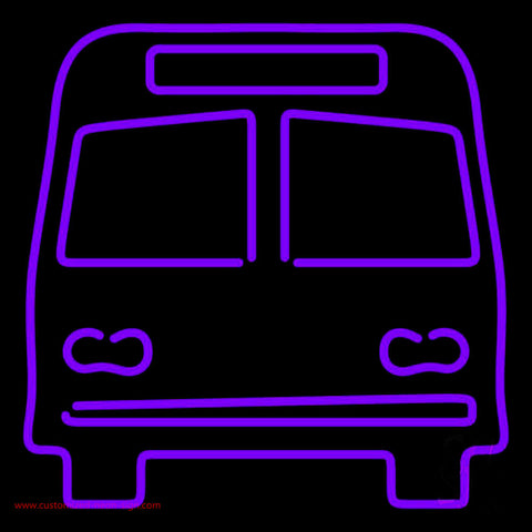 Bus Neon Sign