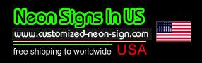 Customized-Neon-Sign in US