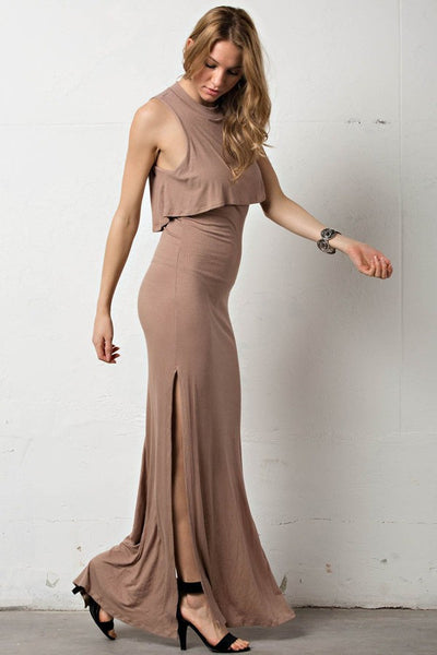 Layered Maxi (Natural)