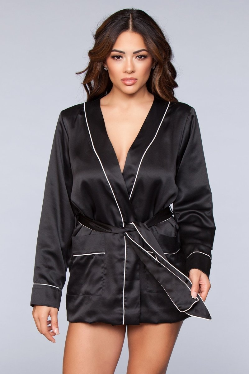 Mariah Short Robe