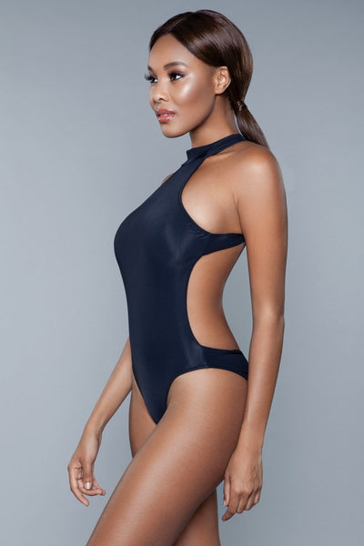 Zoey Halter One Piece Swimsuit