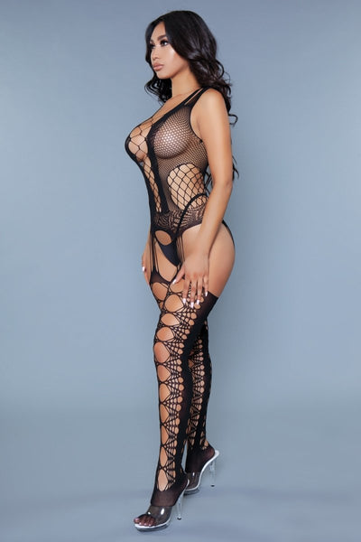 Scarlett Criss Cross Body Stocking