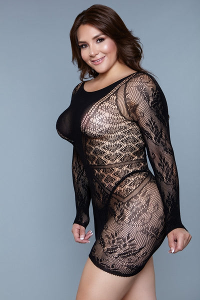 Sofia Long Sleeve Body Stocking