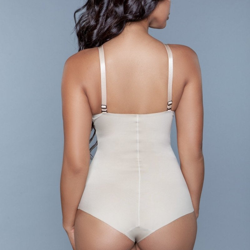 Willow Shapewear Bodysuit - Nude