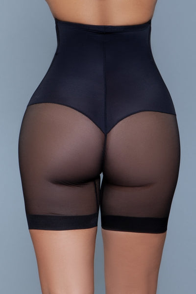 Elena Shapewear Short - Black