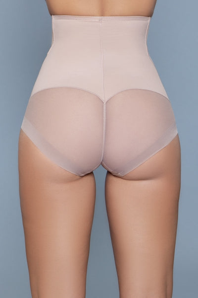 Sarah Shapewear Brief - Nude