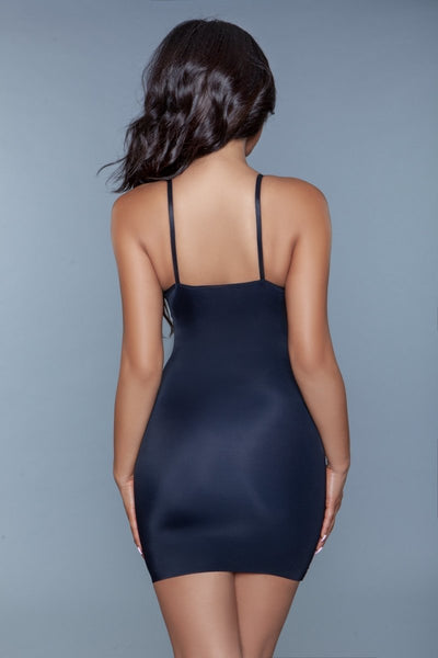 Ariana Shapewear Dress - Black