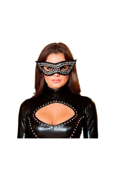 M4402 Rhinestone Mask - Roma Costume Accessories - 1