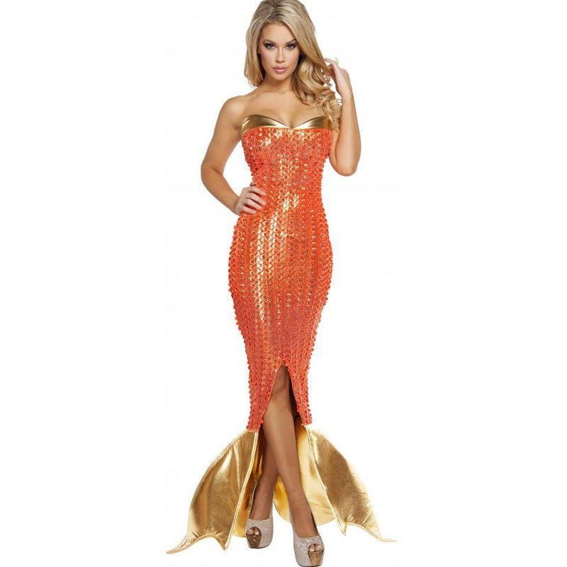 4578 1pc Seductive Ocean Siren - Roma Costume Costumes,New Products,New Arrivals - 1