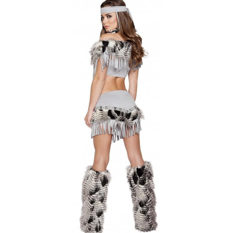 4582 3pc Lusty Indian Maiden - Roma Costume New Arrivals,New Products,Costumes - 3