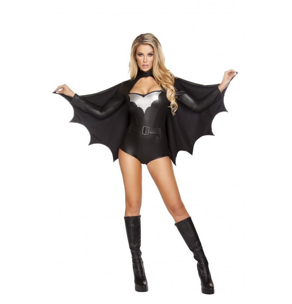 4596 3pc Sexy Night Vigilante - Roma Costume New Products,New Arrivals,Costumes - 1