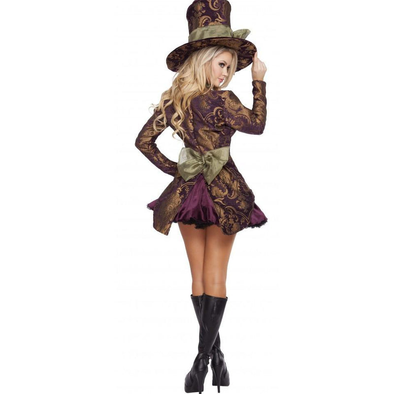 4610 5pc Tea Party Vixen - Roma Costume New Arrivals,New Products,Costumes - 2