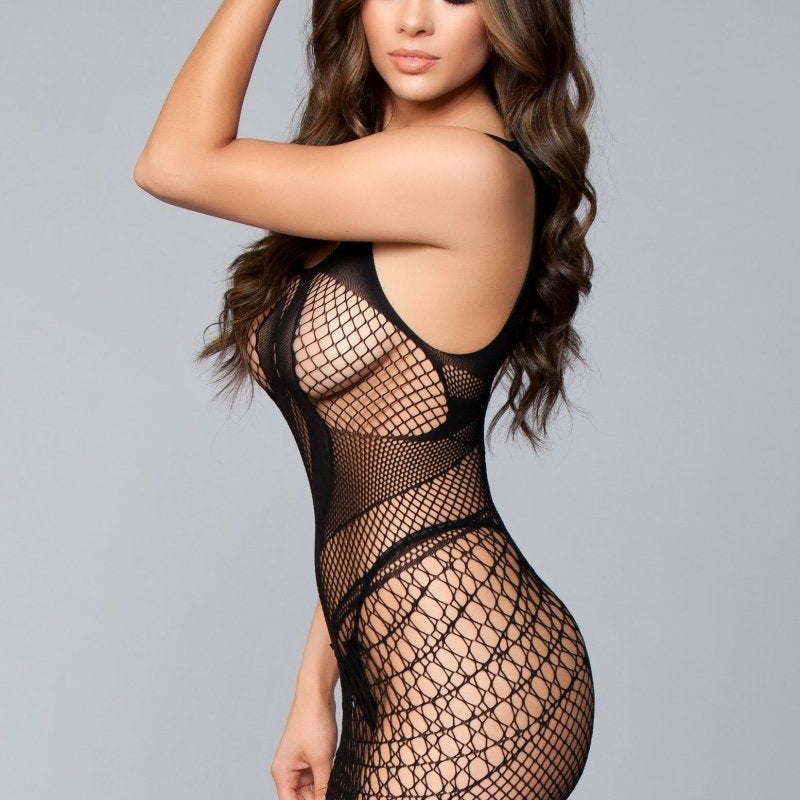 Abigail Sleeveless Body Stocking