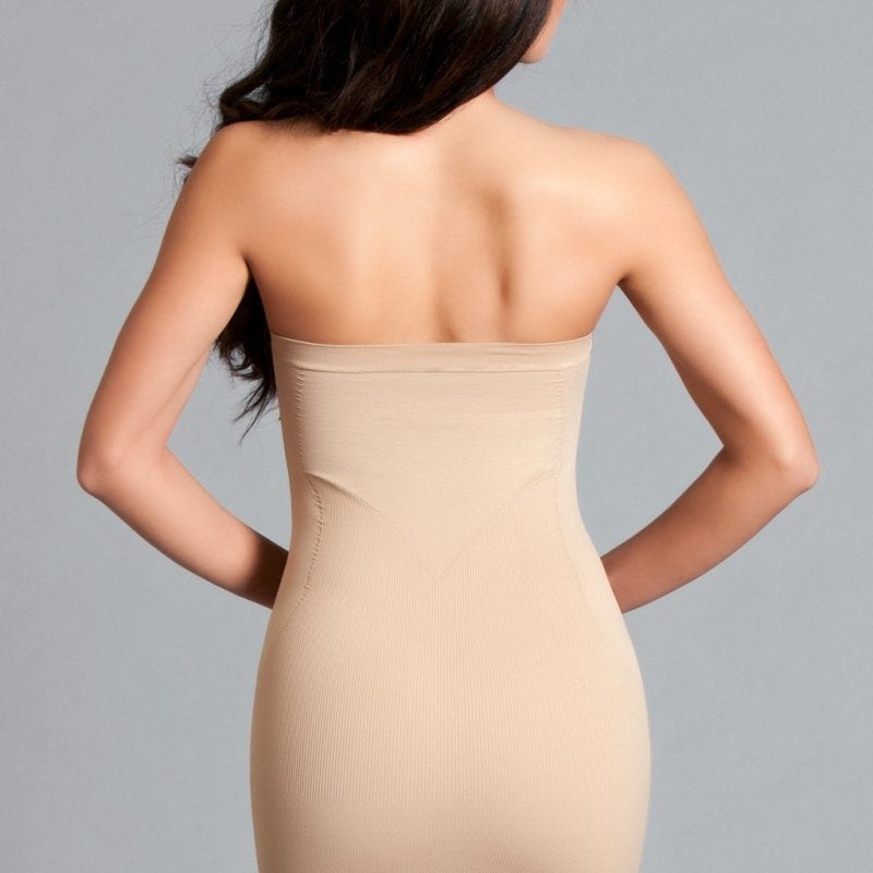 Piper Tube Shapewear Dress - Nude