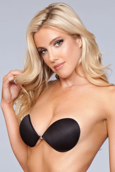 Serenity Smooth Invisible Bra - Black