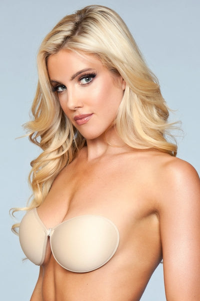Serenity Smooth Invisible Bra - Nude