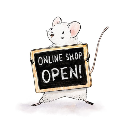 Exciting news: Our online shop is now open!