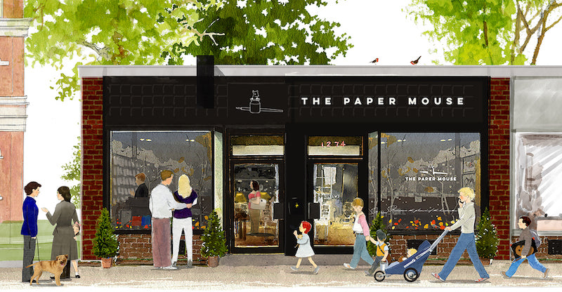 The Paper Mouse Shop