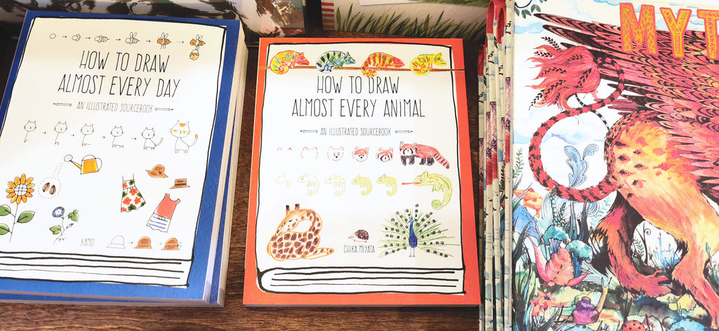 How to Draw Almost Every Animal book