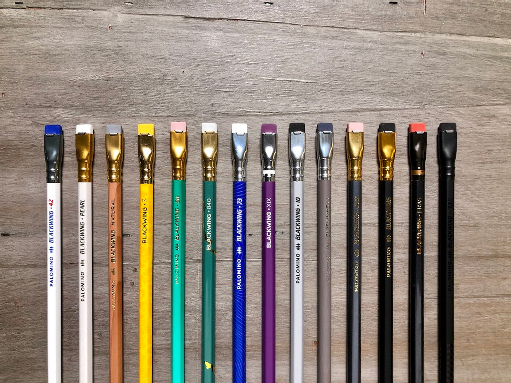 Blackwing Pencils at The Paper Mouse