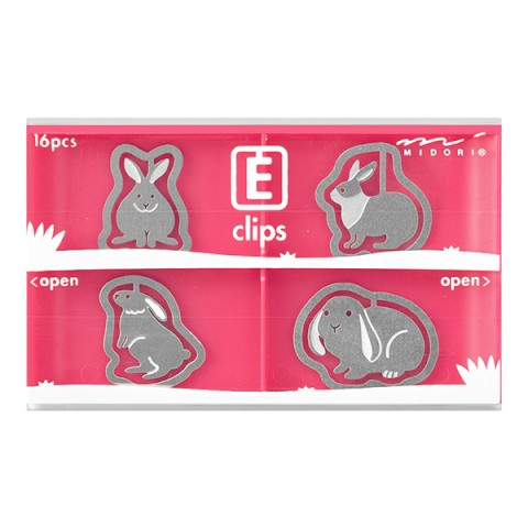 Etching Clips | Rabbit