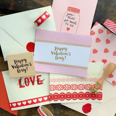 Valentine Card-Making | Teens and Adults