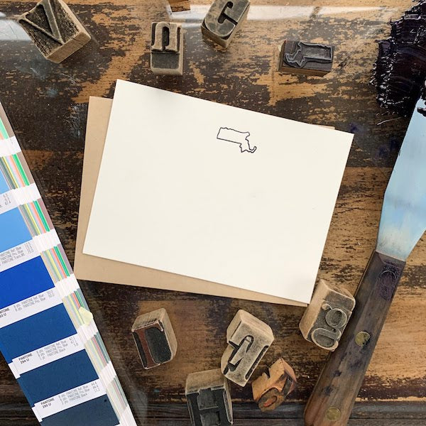 Intro to Letterpress: Notecards | Teens and Adults