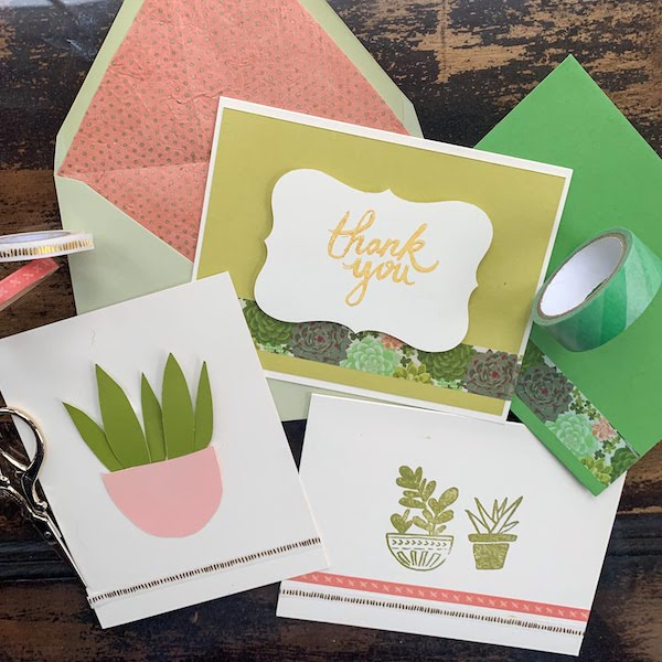 Botanical Card-Making | Teens and Adults