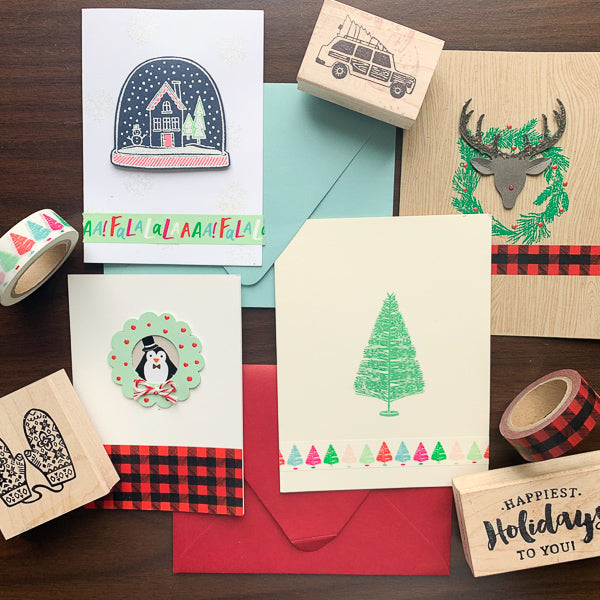 Holiday Card-Making | Teens and Adults