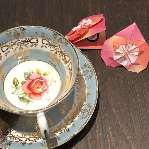 Valentine's Tea at Atelier