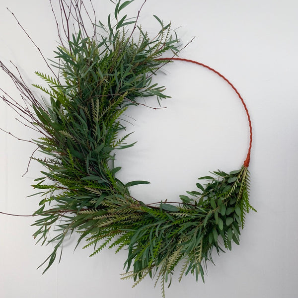 Holiday Wreath Making | Teens and Adults