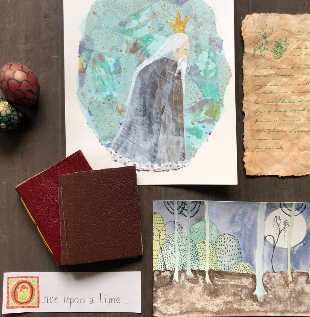 Fairy Tales, Folk Tales and Legends | 08/24/20 - 08/28/20 | Summer Art Program