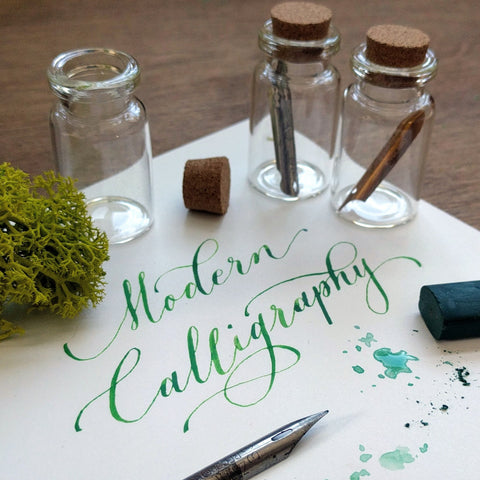 Modern Calligraphy | 4-Week | Adults