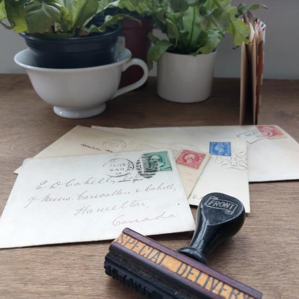 Letter Opener (A Writing Workshop) | Adults