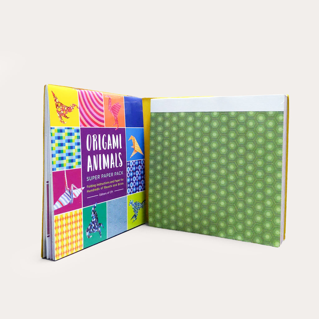 Origami Animals | Super Paper Pack