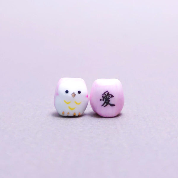Super Tiny Ceramic Owl