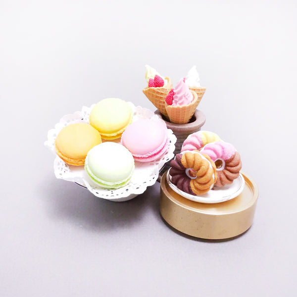 Dessert Erasers | Assorted