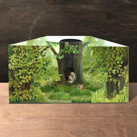 Building Dioramas: Tree Stump | Adults