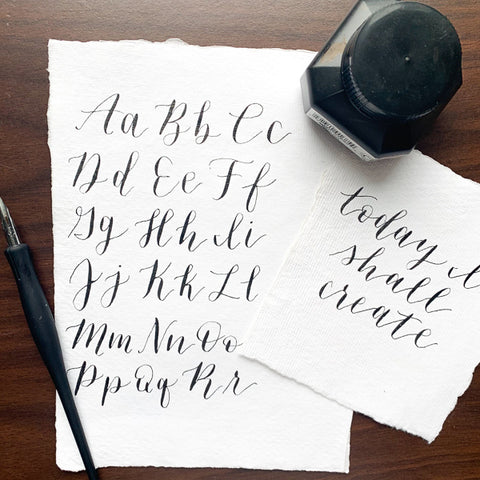 Intro to Modern Calligraphy | Teens and Adults