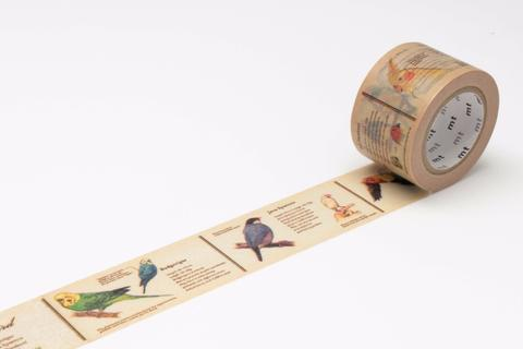 Bird Encyclopedia | Washi Tape