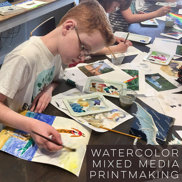 After-School Arts and Crafts | Spring 2020 Mondays