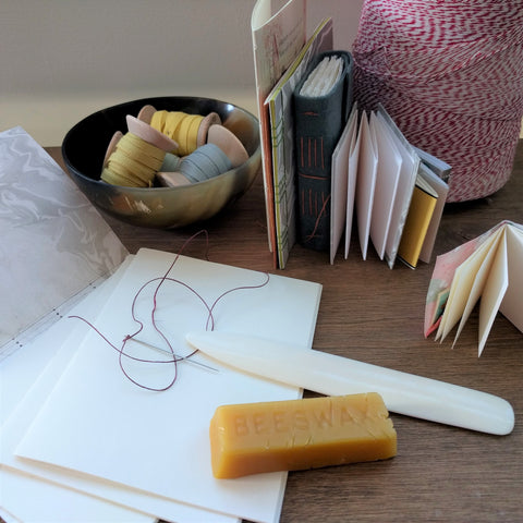 Bookbinding in Miniature | Adults