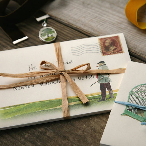 Illustrated Envelopes | Teens and Adults