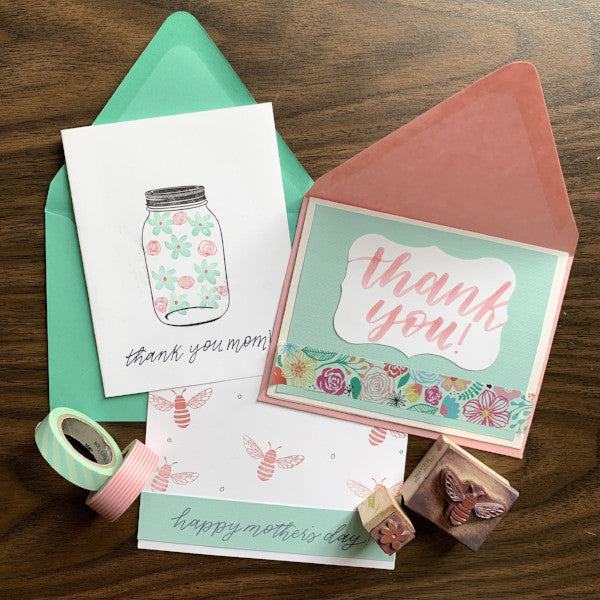 Mother's Day Card-Making | Family